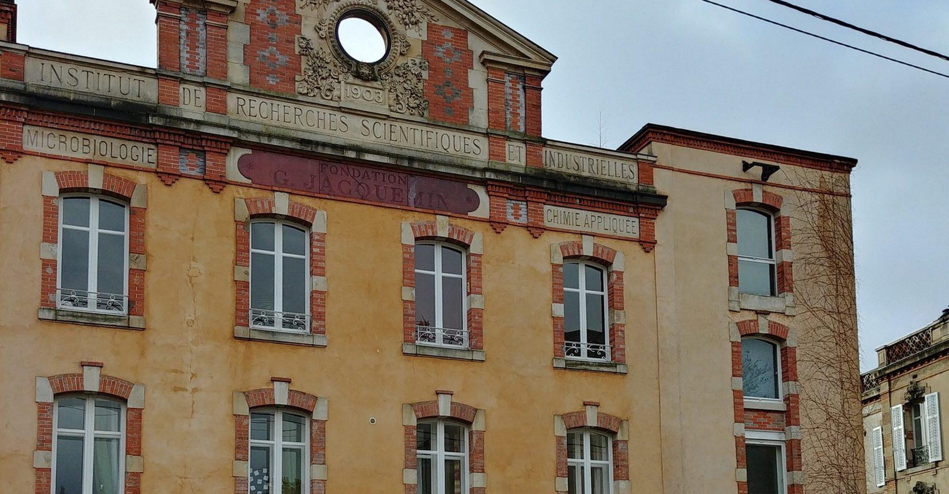 Institut Jacquemin à Malzéville